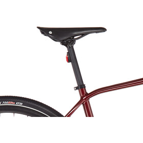 Orbea Vibe H10, rosso